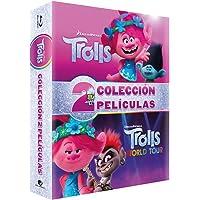 PAQUETE TROLLS 1 Y 2 (blu_ray) [Blu-ray]