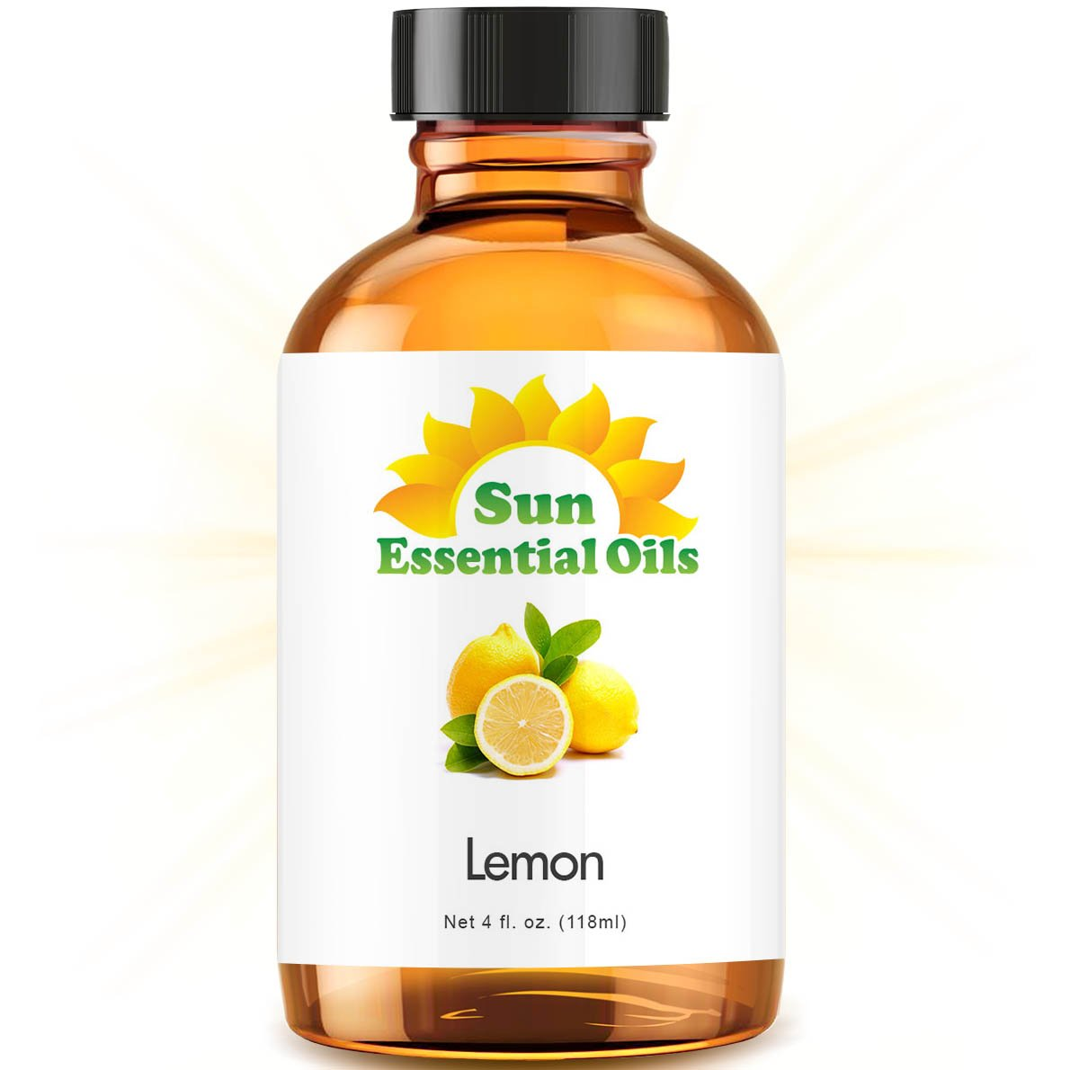 Lemon (Large 4 ounce) Best Essential Oil