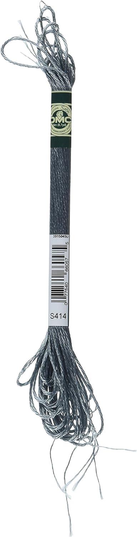 DMC 1008F-S798 Shiny Radiant Satin Floss 8.7-Yard Cornflower Blue