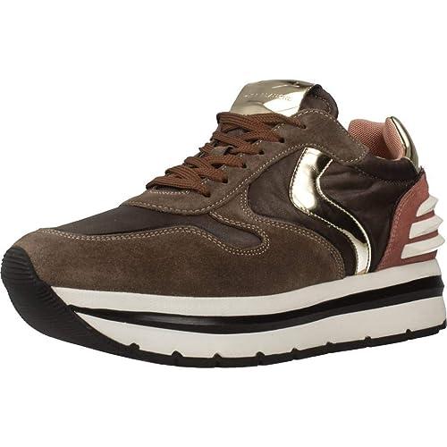 Voile Blanche Sneaker May Power Velour Tess.Lux Decoloar Taglia 36 - Colore  Marrone a16a6709cdf