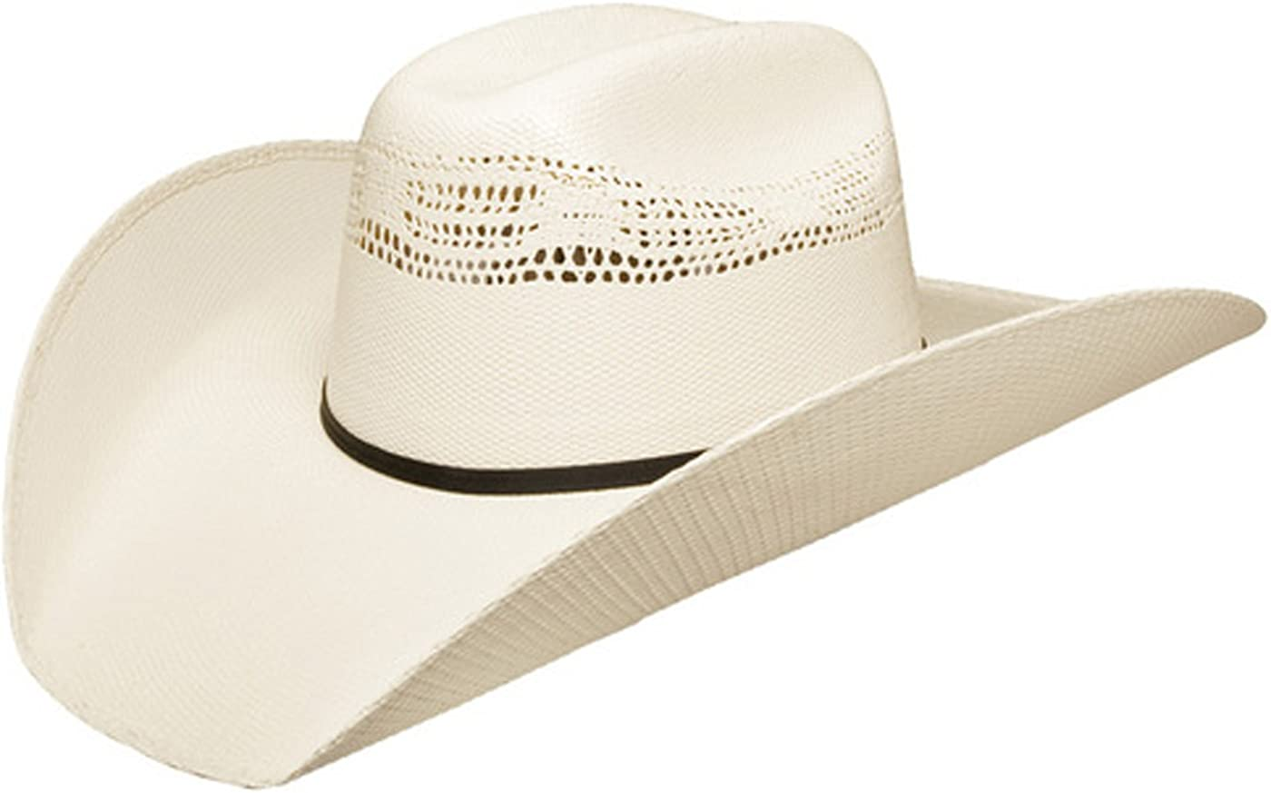 Stetson Mens 7X Ringer Straw Cowboy Hat 6 7/8 Natural at Amazon Men's  Clothing store
