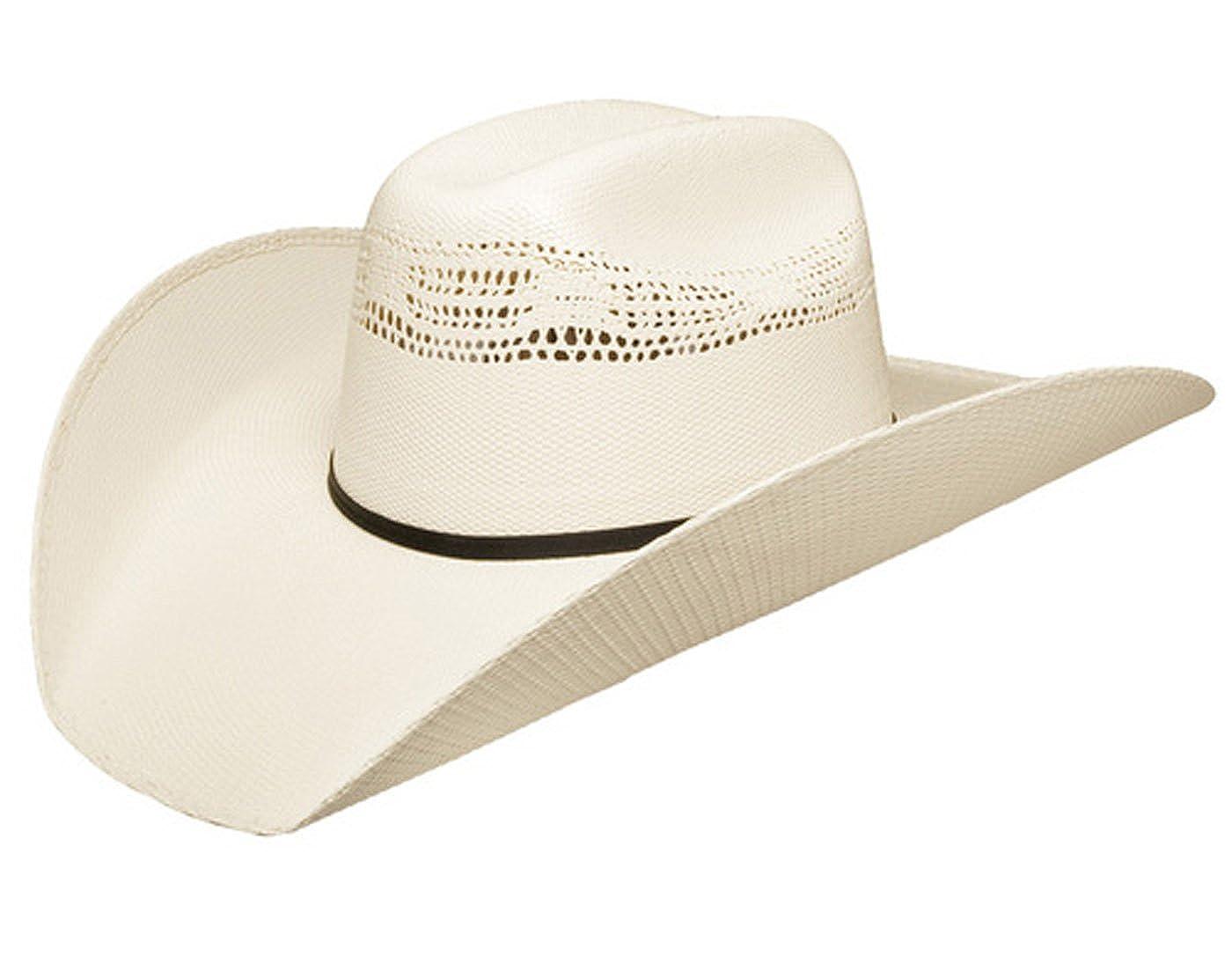 Resistol Mens 7X Ringer Straw Cowboy Hat Small Medium Natural at Amazon  Men s Clothing store  3e48c89d2a1
