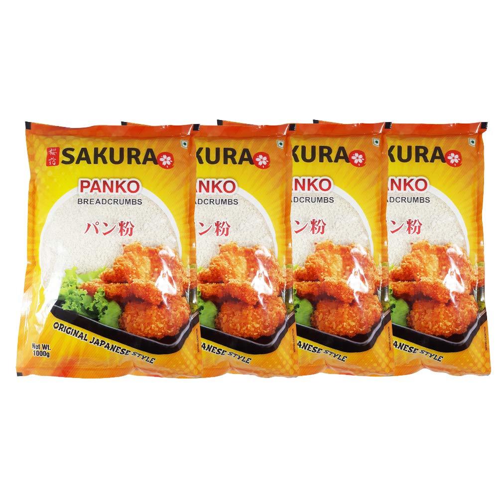 Sakura Breadcrumbs 1Kg, Pack of 4 (B07TTWCZC4) Amazon Price History, Amazon Price Tracker