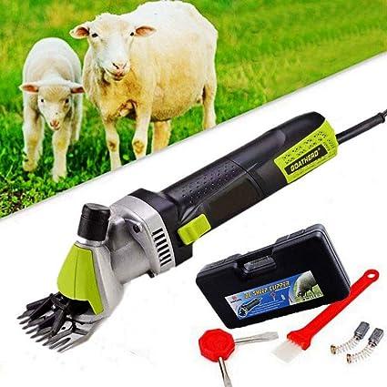 Electric Sheep Goat Shearing Machine,6 Speed Regulating