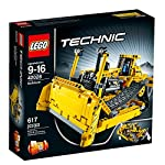 LEGO-Technic-42028-Bulldozer-by-LEGO