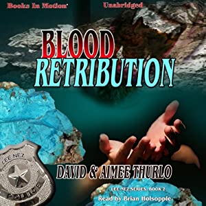 Blood Retribution Audiobook