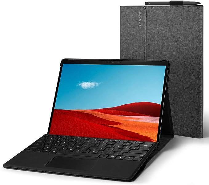 Spigen Stand Folio Compatible With Microsoft Surface Elektronik
