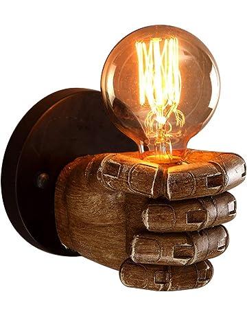 Amazon.es: Lámparas de pared: Iluminación