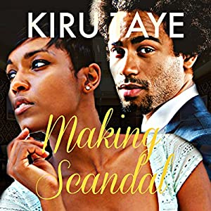 Making Scandal Audiobook