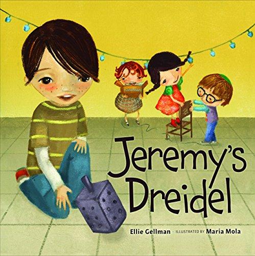 Jeremy's Dreidel - Craft Hanukkah Dreidel