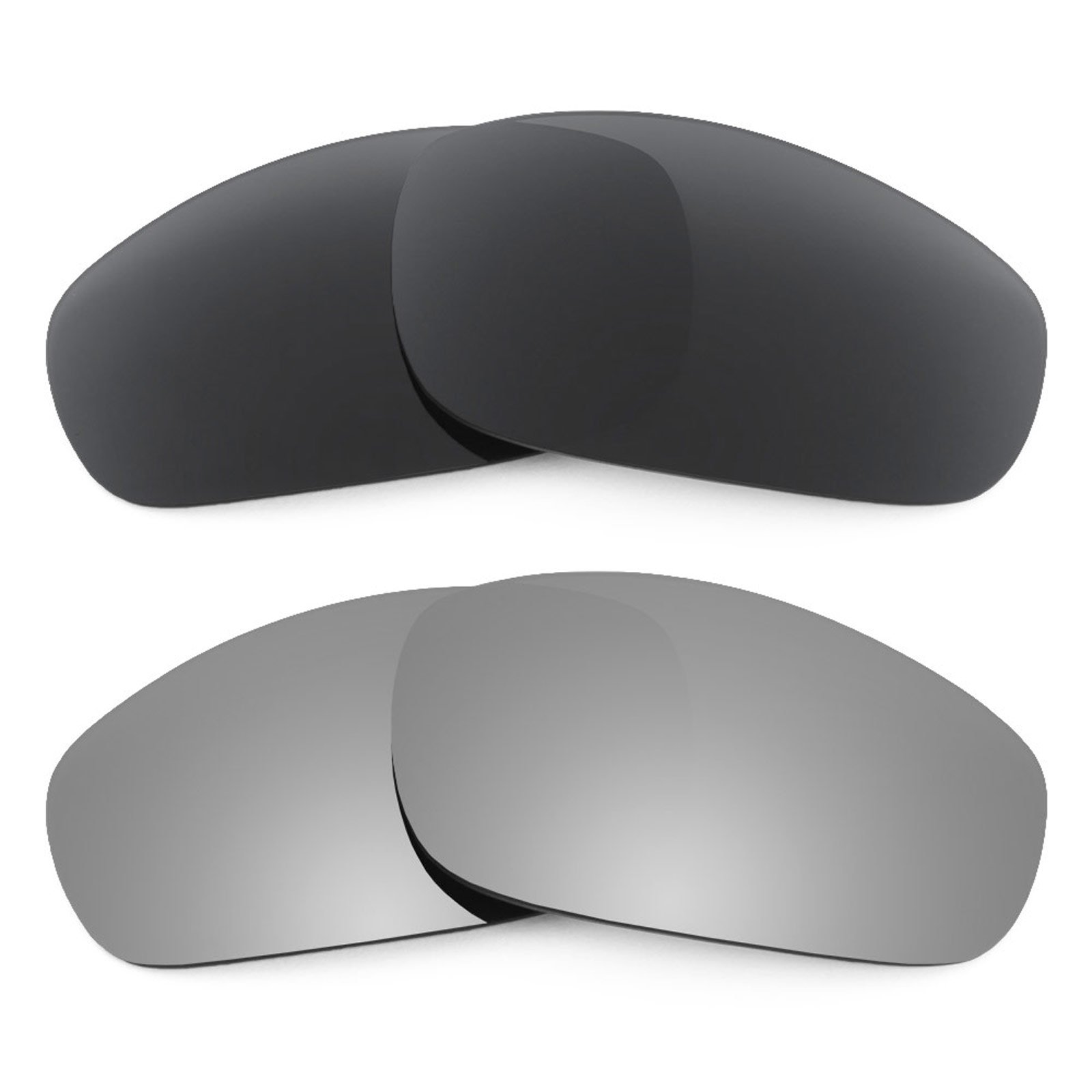 Revant Replacement Lenses for Oakley Fives 4.0 2 Pair Combo Pack K001 by Revant