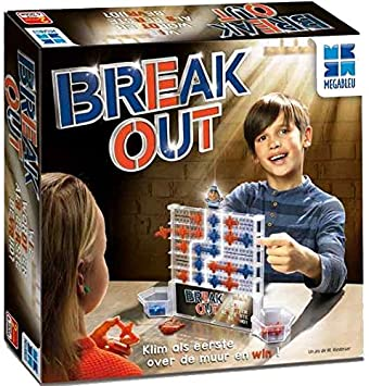 Megableu Break out Niños Estrategia - Juego de Tablero (Estrategia ...