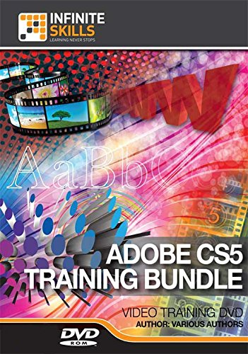 Adobe CS5 Training Bundle [Online Code] by Infiniteskills