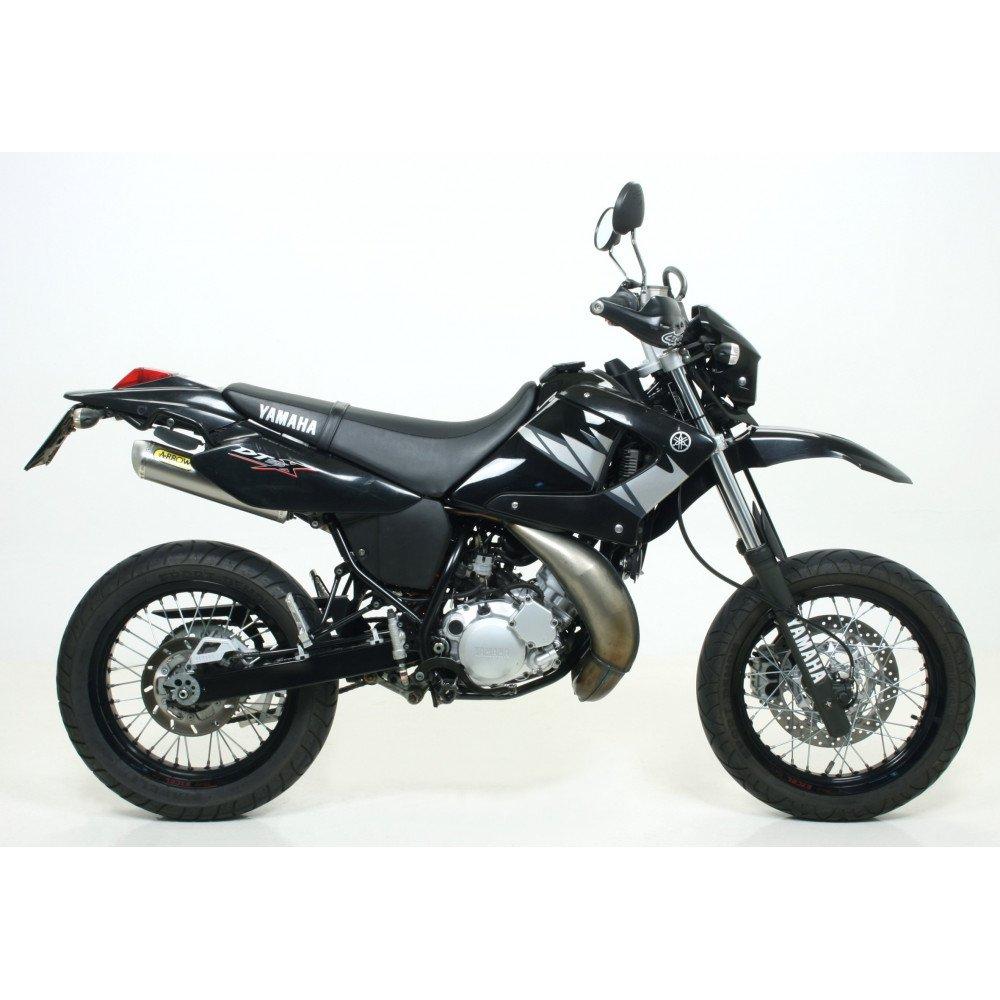 Auspufftopf Arrow 2T Yamaha DT 125 R//X 04-06 homologiert