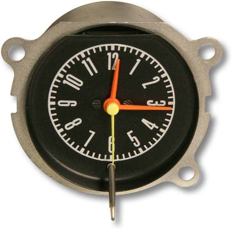 Mustang Clock Assembly 1967-1968
