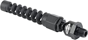 Flexzilla Pro Air Hose Reusable Fitting with Ball Swivel, 1/4 in. - RP900250BS
