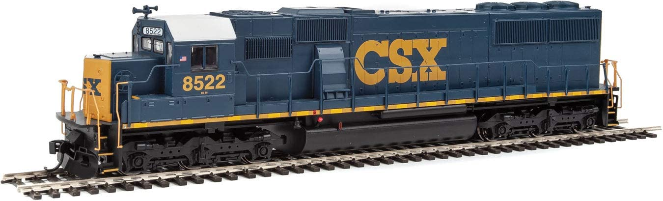 EMD SD50 DC Version CSX 8522 Walthers 910-10353 HO Scale