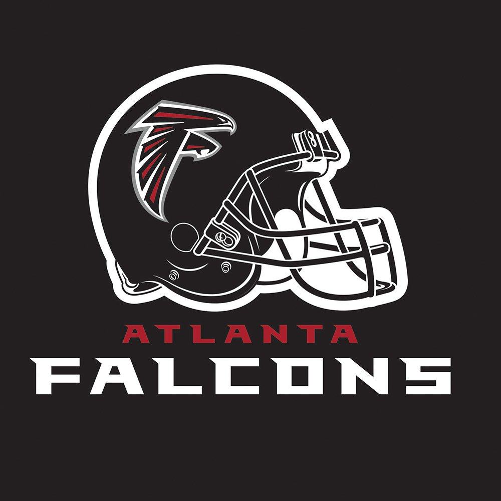 Amazon atlanta falcons football party supply pack bundle amazon atlanta falcons football party supply pack bundle includes paper plates napkins for 8 guests home kitchen voltagebd Choice Image