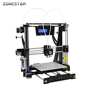 Aibecy P802CR2 RepRap i3 Impresora 3D DIY Kit de Alta Impresión ...