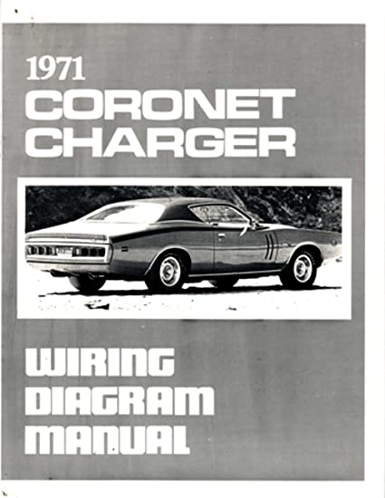 amazon com bishko automotive literature 1971 dodge charger coronet rh amazon com