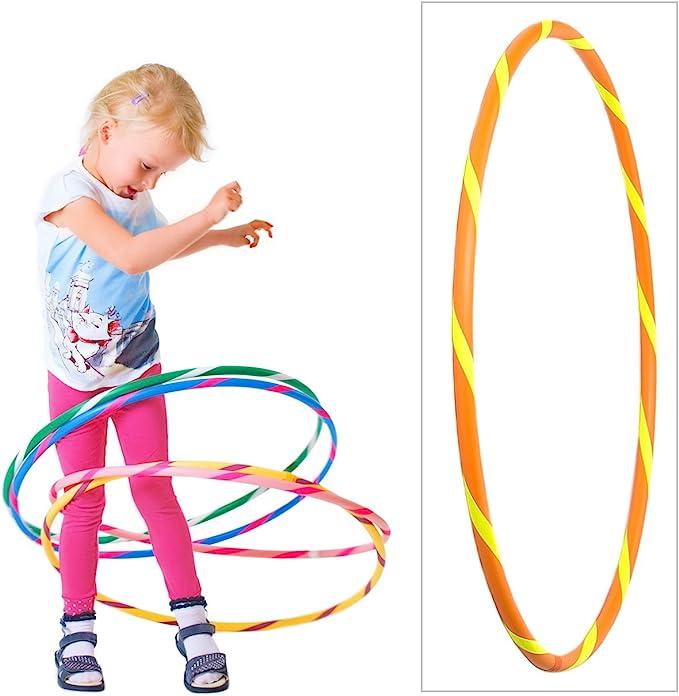 Funny Hula Hoop Reifen für Kinder Ø60//70//80cm