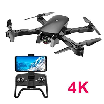 LABULA Drone GPS, Drone con Cámara 4K HD con Follow Me 180º Gran ...