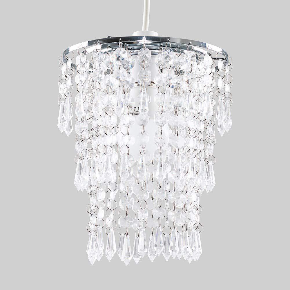 MiniSun - Moderna pantalla de lámpara de techo - cascadas de ...
