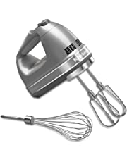 KitchenAid KHM7210 7-Speed Digital Hand Mixer with Turbo Beater II Accessories