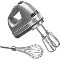 KitchenAid KHM7210 7-Speed Digital Hand Mixer with Turbo Beater II Accessories