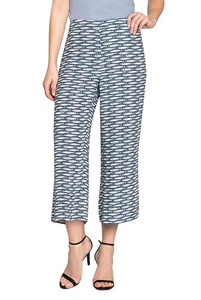 NIC & ZOE Women\'s Big Sea Pant - Multi: Amazon.ca: Clothing ...