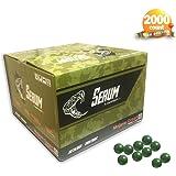 Serum 2000CT .68 Calibre Caliber splash paint paintball balls toy games sport