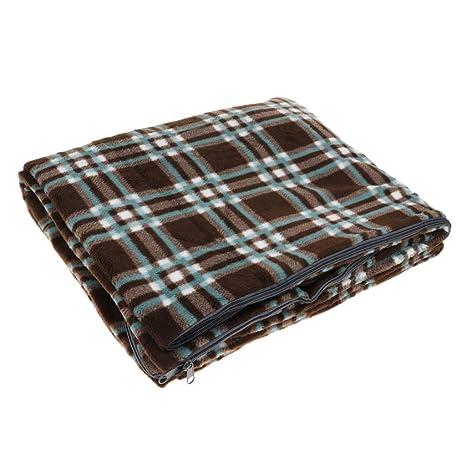 Sharplace 1 Pieza Saco de Dormir Saco de Dormir para Tienda de Campaña Duradero Ligero Multiusos