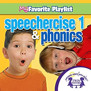Speechercise 1 and Phonics Audiobook