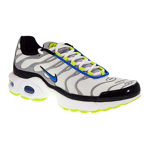 Nike Air MAX Plus GS TN Tuned 1 Trainers 655020 Sneakers Zapatos: Amazon.es: Zapatos y complementos
