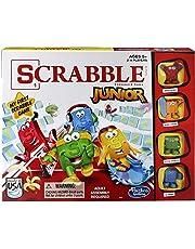 Scrabble Junior Game, 120 Pieces