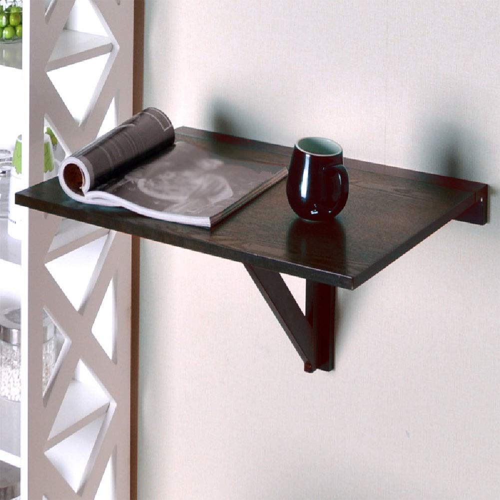 Fällbart bord YXX-väggfällbart bord på väggen Office Home-kök, konvertibel Drop Leaf skrivbord med träsparfunktion för mat- och tvättstugor (färg: Style-2) Stil 2