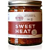 Sweet Heat Rub & BBQ Seasoning by Wayward Gourmet - Best BBQ Grill Seasoning Rub - Made for Chicken, BBQ Meat, Pork, Ribs, Hamburger, Steaks - Dry Rub Spice Blend for Grilling & Smoking Meats