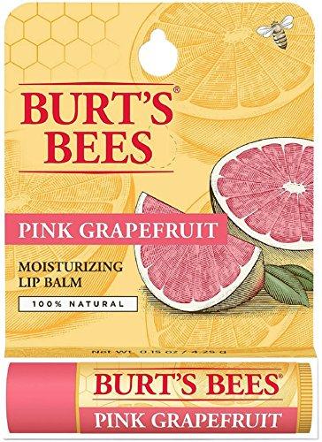 Burts Lip Balm Pnk Grpfrt Size .15 O Burts Bee Lip Balm - Pink Grapefruit