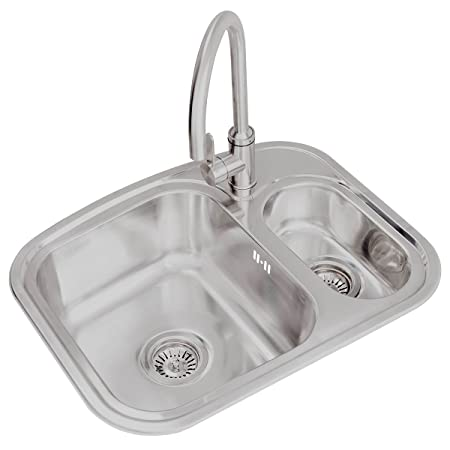 Kitchen Sinks Ottawa Valle victoria 635x505mm 15 bowl spacesaver kitchen sink valle victoria 635x505mm 15 bowl spacesaver kitchen sink stainless steel workwithnaturefo