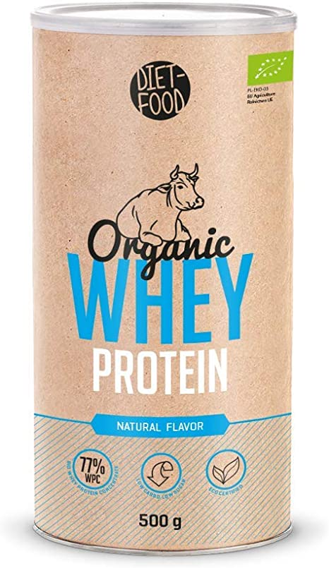 Diet-Food - Proteína Ecológica - Suero de Leche en Polvo ...