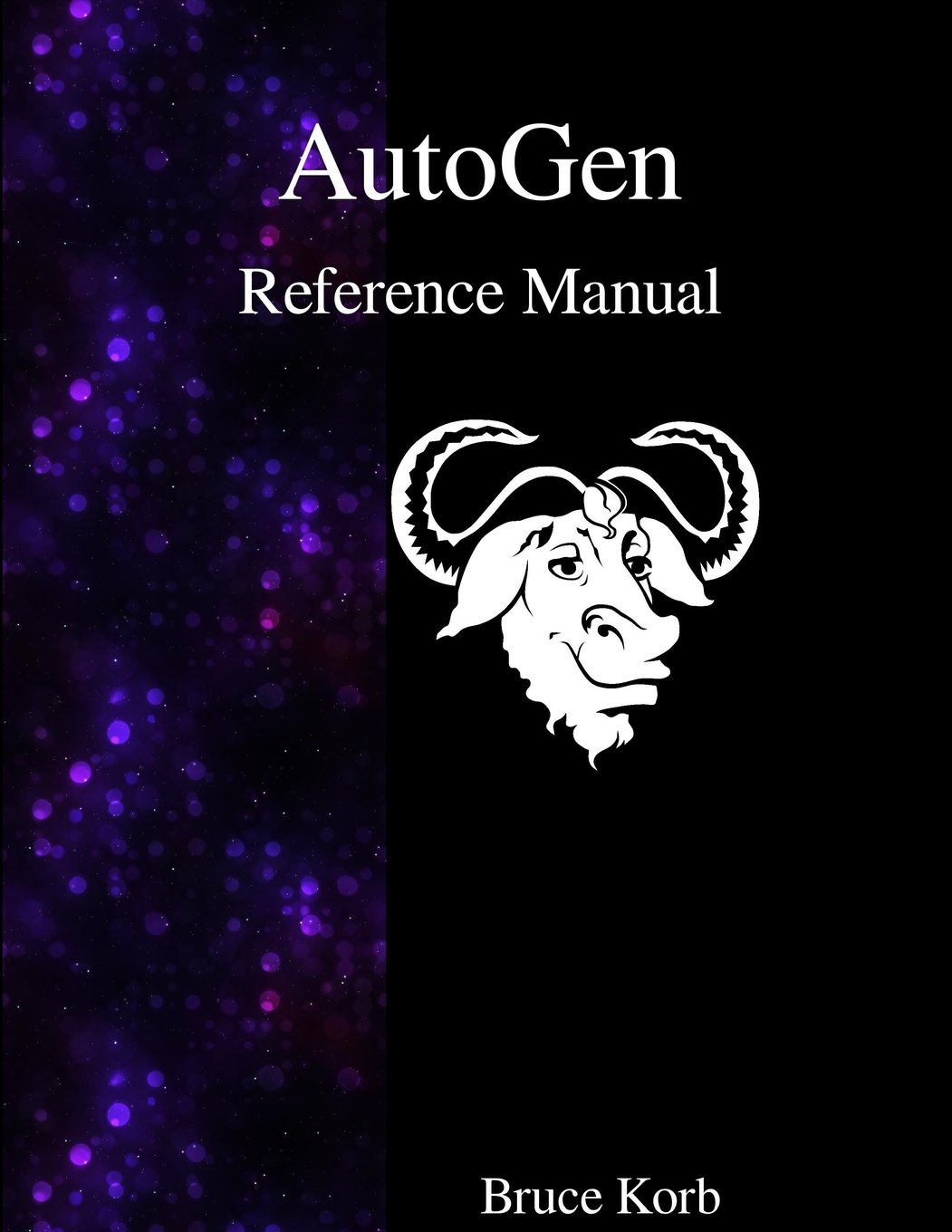 Download AutoGen Reference Manual ebook