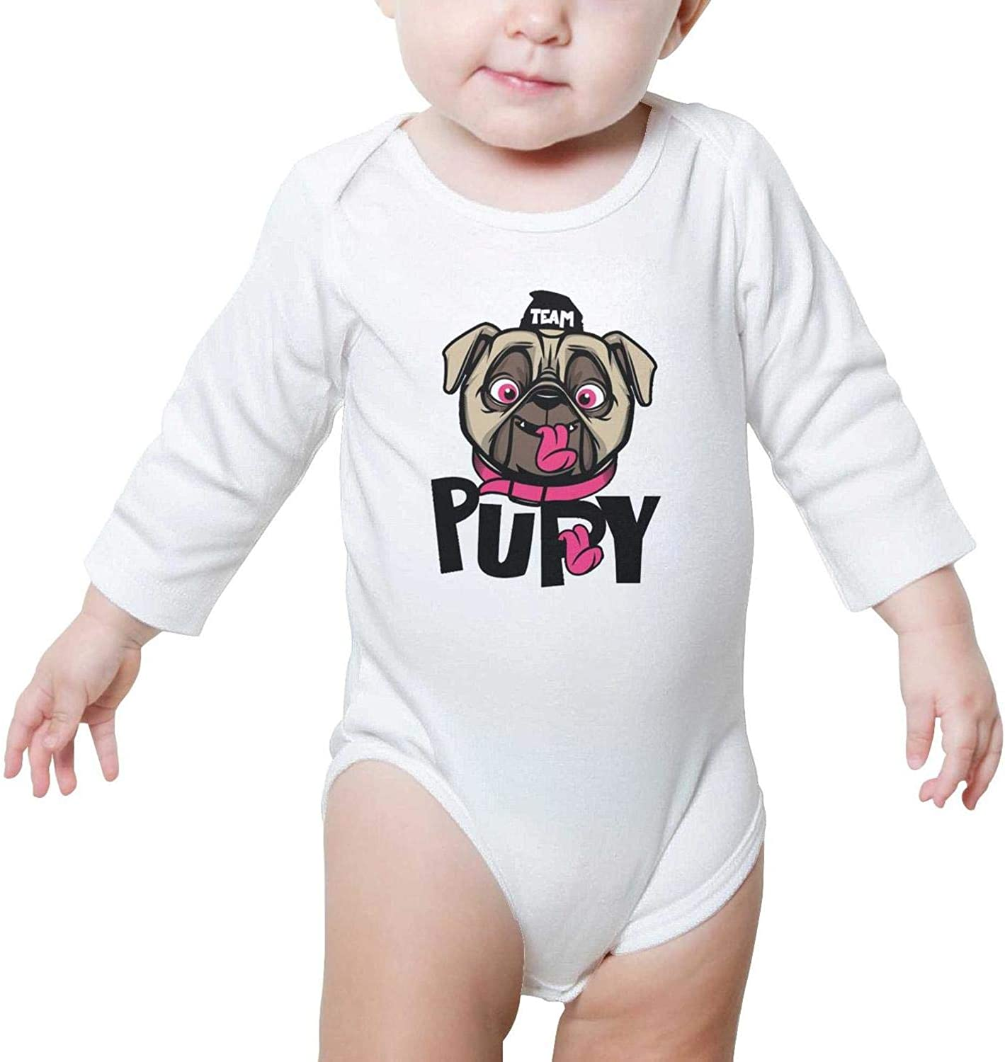 SHUOCDAH Beagle Faithful Friends Dog Breed Baby Girls Beautiful Baby Onesies