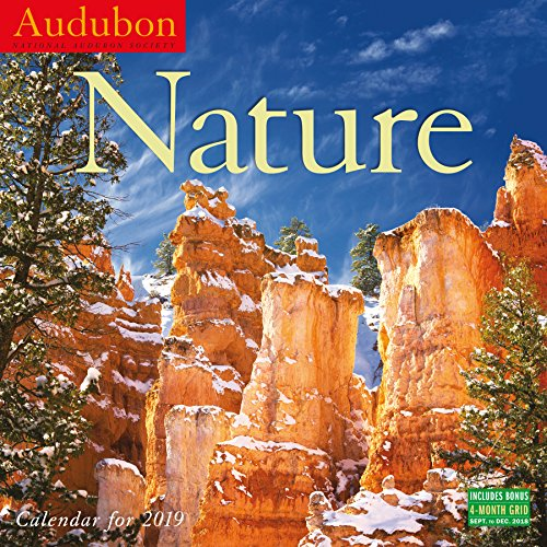 - Audubon Nature Wall Calendar 2019