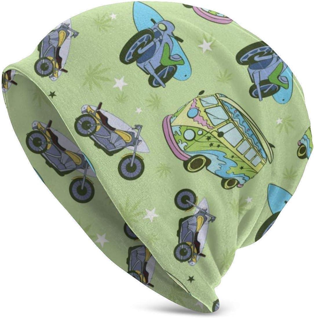 Dachshunds Baggy Soft Slouchy Beanie Hat Estiramiento Infinity Scarf Head Wrap Cap