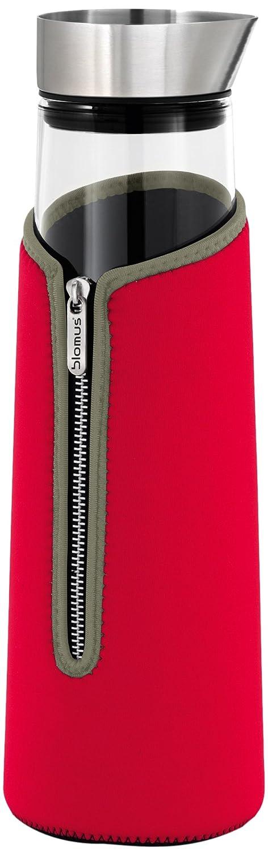 Blomus 63496 - Funda térmica para jarras Acqua, color rojo