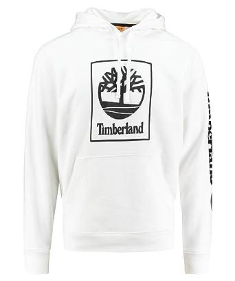 Timberland – Sudadera para Hombre Blanco M