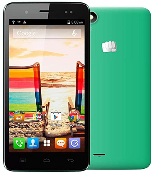 Micromax Bolt A069- Green: Amazon in: Electronics