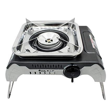 Amazon.com: MAXSUN MS-200 - Estufa de butano portátil para ...