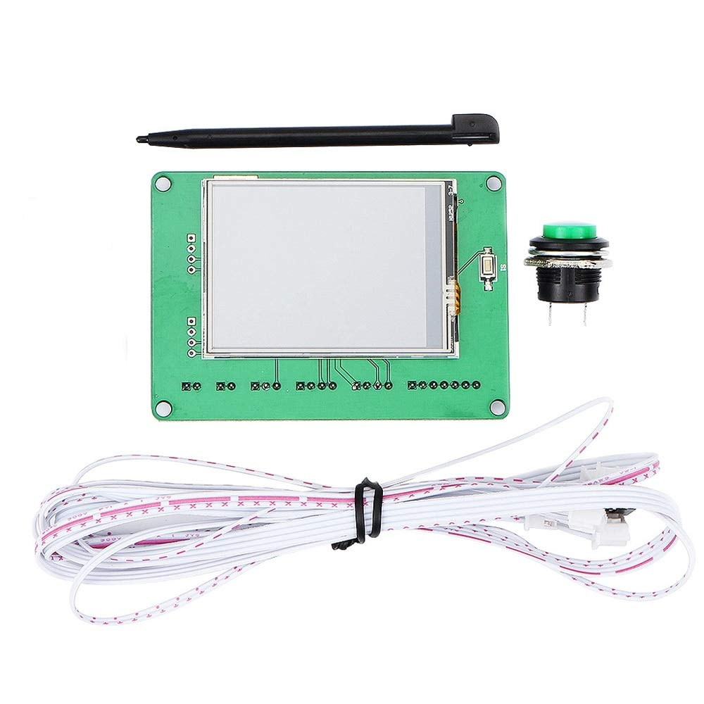 Value-5-Star - 3D Printer Accessories 2.4 Inch Display Extended Card Universal Board 3D Printer Press Screen Full Color High Speed by Value-5-Star (Image #6)