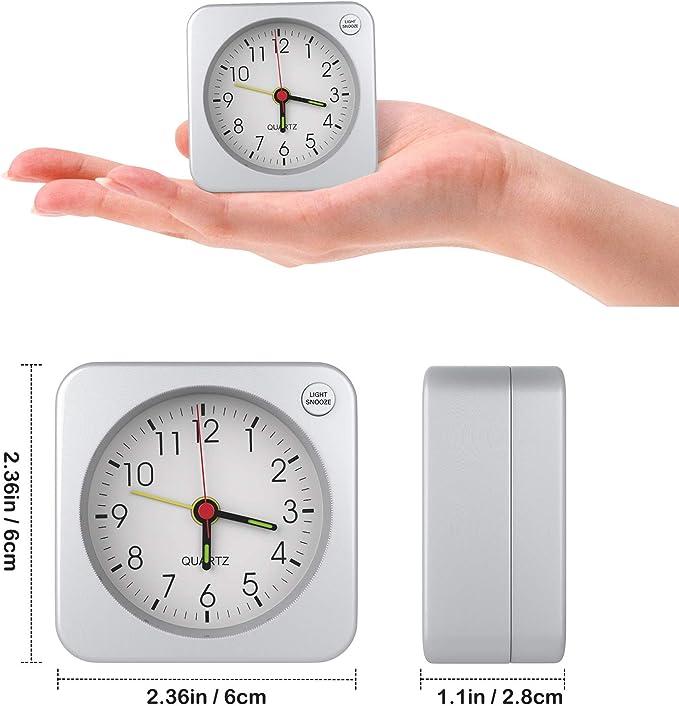 Home Gadgets Horloge Murale Bois Lavande r/étro 34 cm